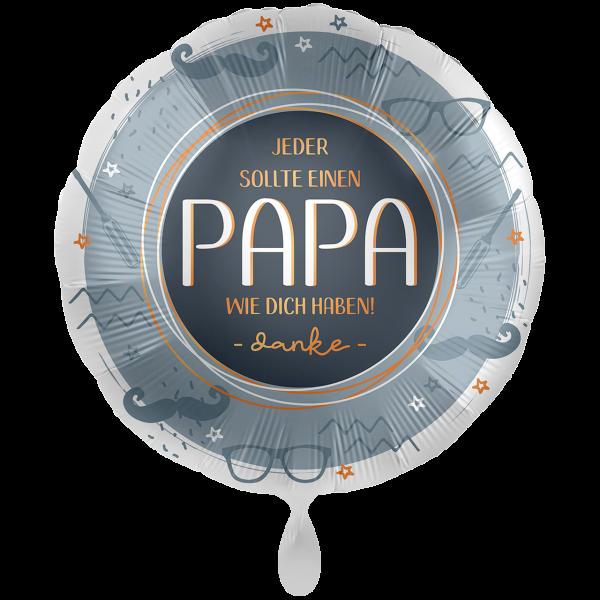 1 Ballon XXL - Einen Papa wie Dich