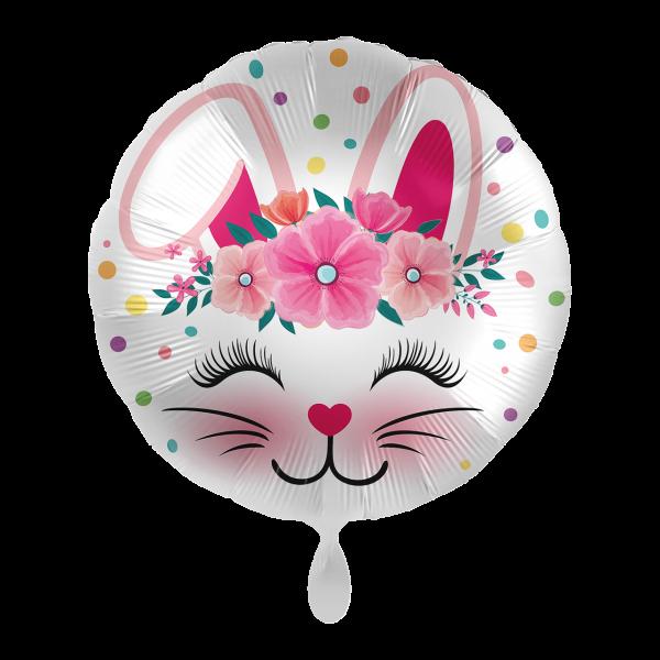 1 Ballon - Sweet Bunny