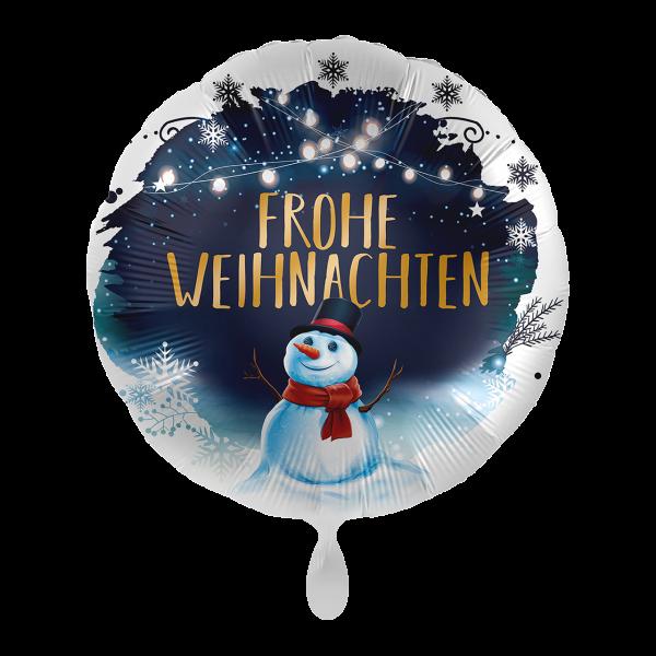 1 Ballon - Magical Christmas