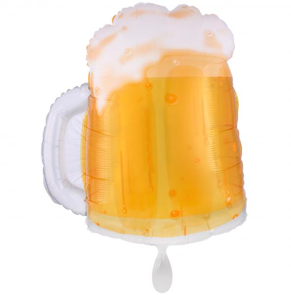 1 Ballon XXL - Beer Mug