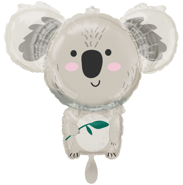 1 Ballon XXL - Koala Bear
