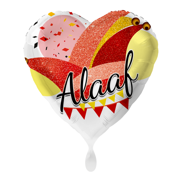 1 Ballon - Alaaf