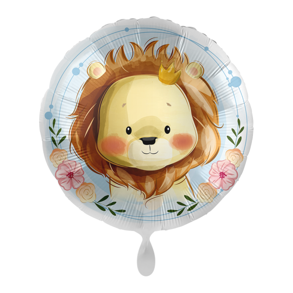 1 Ballon - Cute Lion
