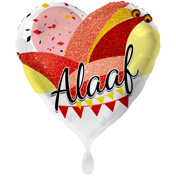 1 Ballon XXL - Alaaf