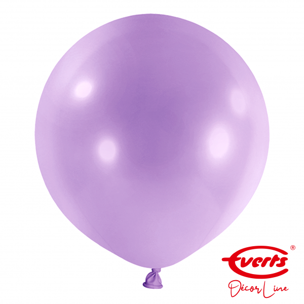 4 Riesenballons - DECOR - Ø 60cm - Lavender