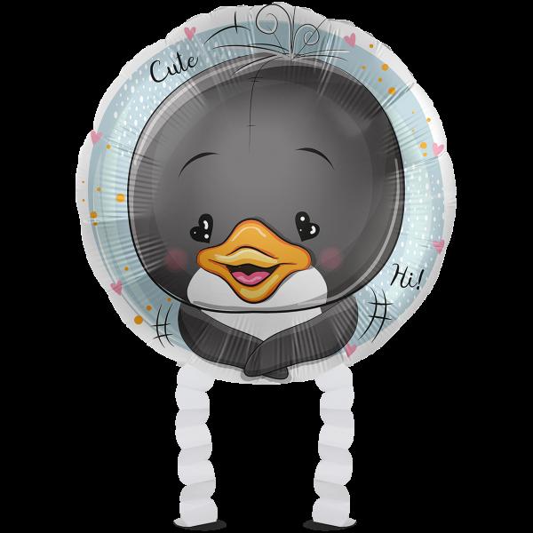 1 Ballonwalker - Adorable Penguin