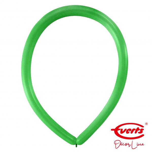 100 Modellierballons - DECOR - E160 - Festive Green