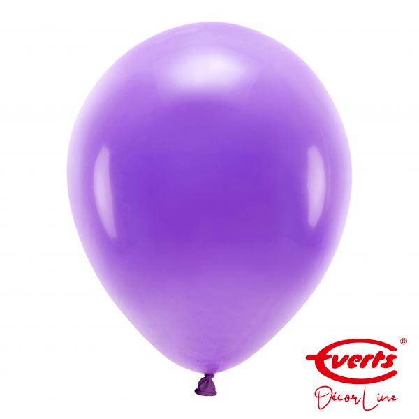 50 Luftballons - DECOR - Ø 35cm - New Purple