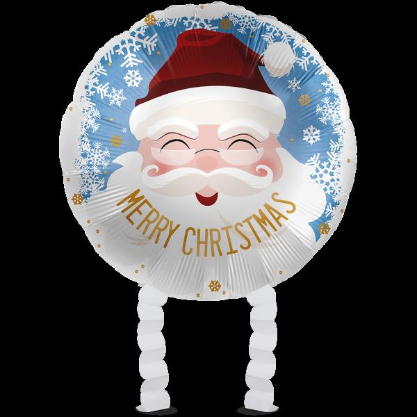 1 Ballonwalker - Santa
