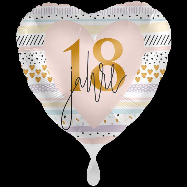1 Ballon XXL - Creamy Blush 18