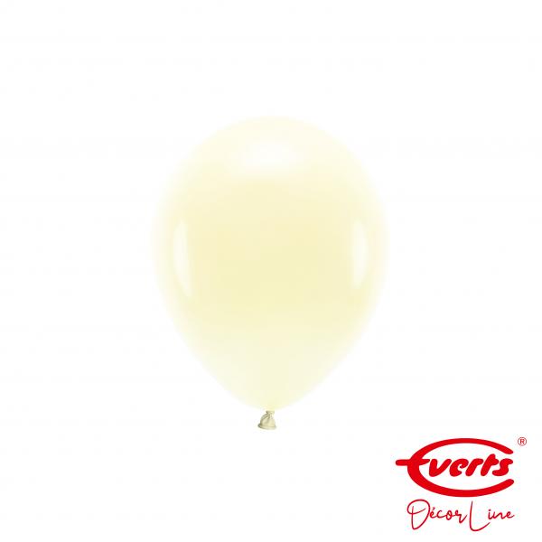 100 Miniballons - DECOR - Ø 13cm - Macaron - Peach