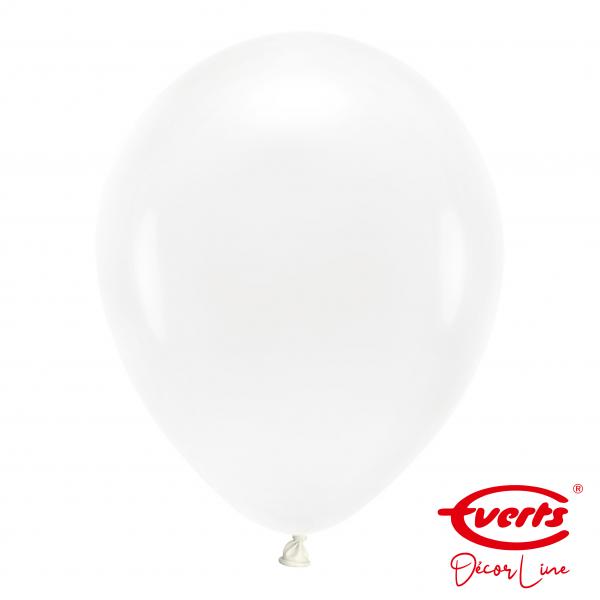 50 Luftballons - DECOR - Ø 35cm - Crystal - Clear
