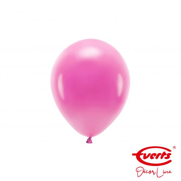 100 Miniballons - DECOR - Ø 13cm - Hot Pink