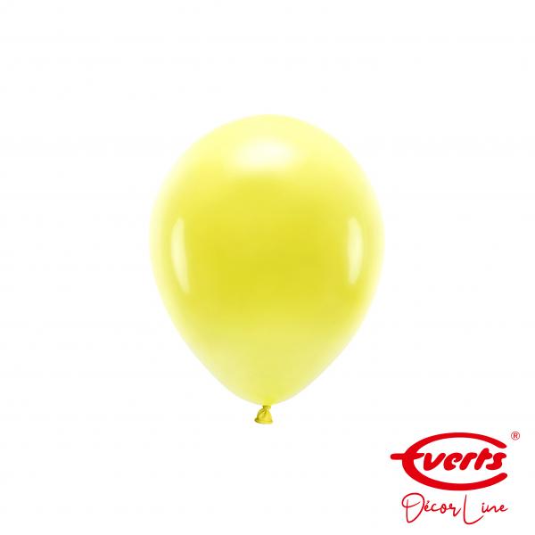 100 Miniballons - DECOR - Ø 13cm - Sunshine Yellow