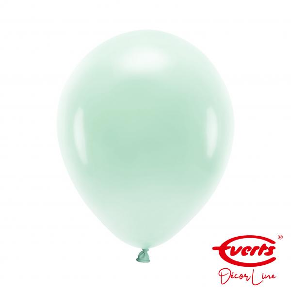 50 Luftballons - DECOR - Ø 28cm - Macaron - Mint