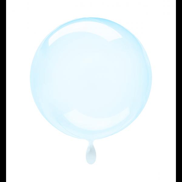 1 Ballon - Clearz Petite - Blau