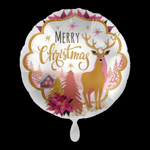 1 Ballon - Christmas Wonderland