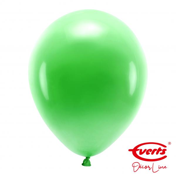 50 Luftballons - DECOR - Ø 35cm - Pearl & Metallic - Festive Green