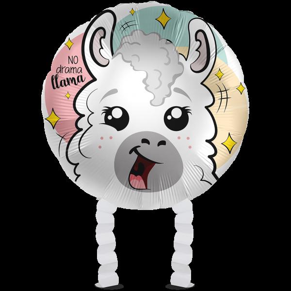 1 Ballonwalker - Crazy Lama