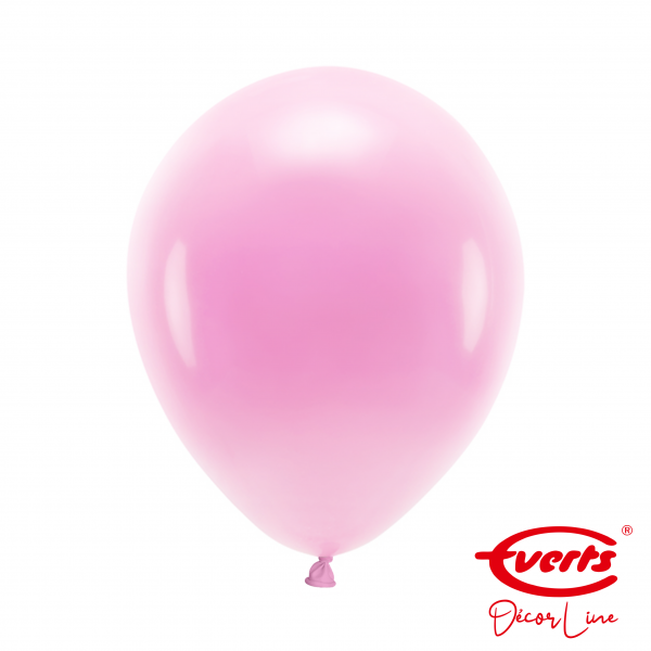 50 Luftballons - DECOR - Ø 28cm - Droplets - Magenta