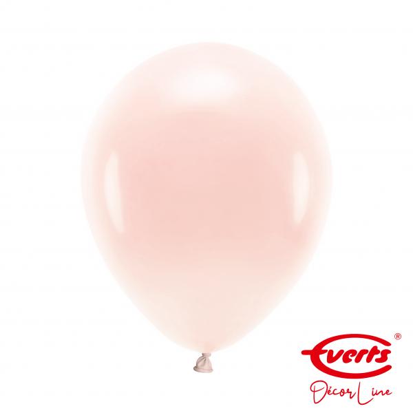 50 Luftballons - DECOR - Ø 28cm - Macaron - Pink Rose