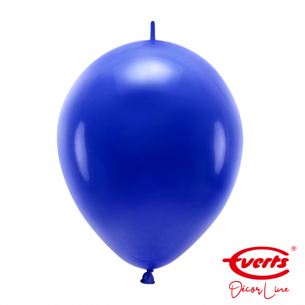 50 Girlandenballons - DECOR - Ø 30cm - Ocean Blue