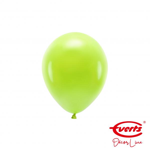 100 Miniballons - DECOR - Ø 13cm - Kiwi