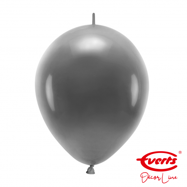 50 Girlandenballons - DECOR - Ø 30cm - Grey