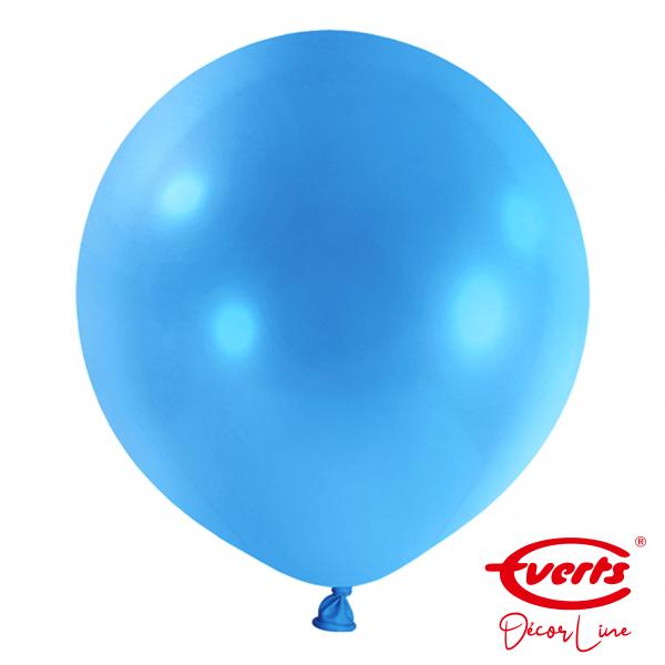 4 Riesenballons - DECOR - Ø 60cm - Bright Royal Blue