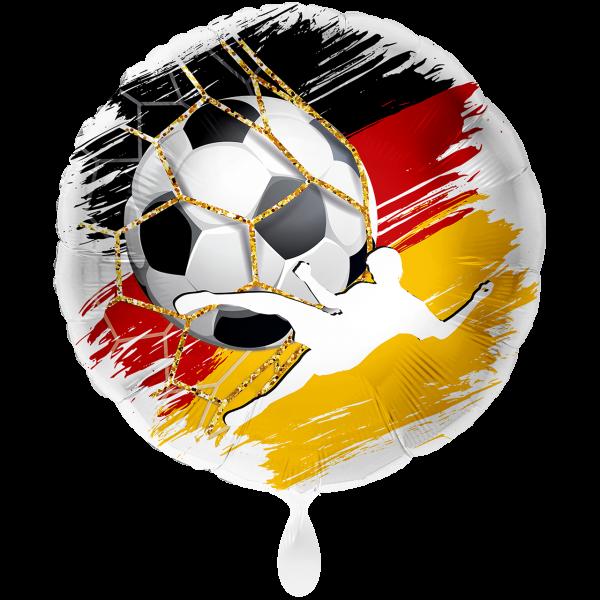 1 Ballon XXL - Fußball Deutschland