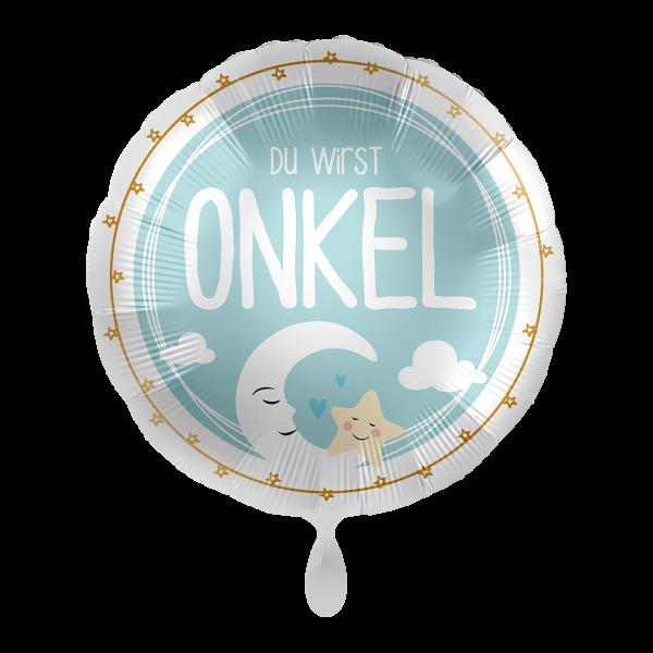 1 Ballon - Du wirst Onkel
