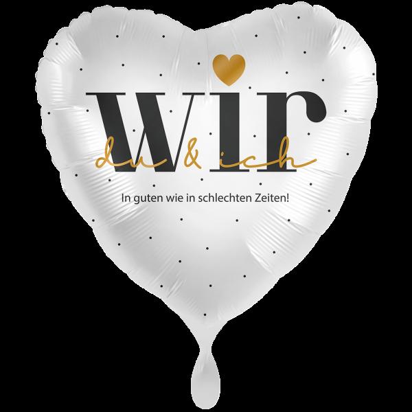 1 Ballon XXL - WIR Promise