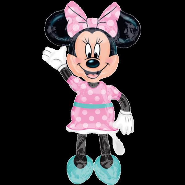 1 Airwalker - Minnie Mouse
