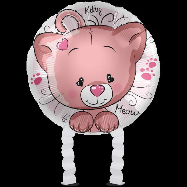 1 Ballonwalker - Kitty Cat