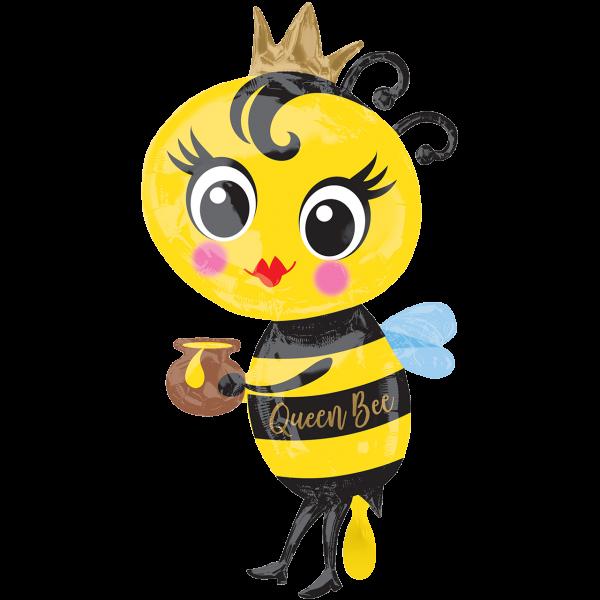 1 Ballon XXL - Queen Bee