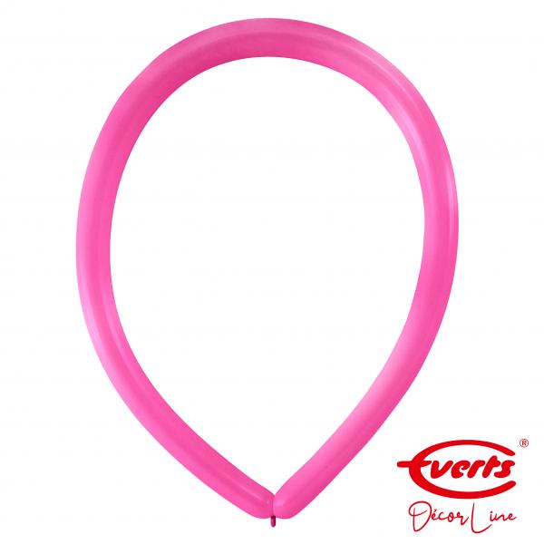 100 Modellierballons - DECOR - E160 - Hot Pink