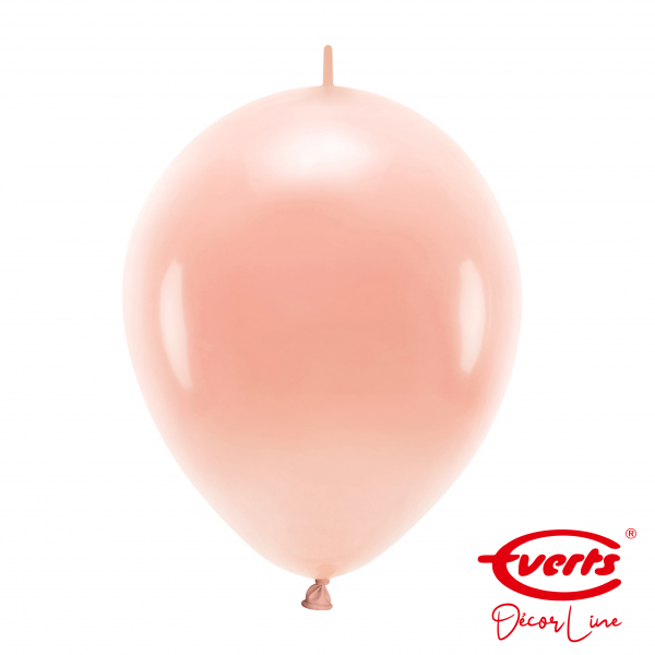 50 Girlandenballons - DECOR - Ø 30cm - Blush
