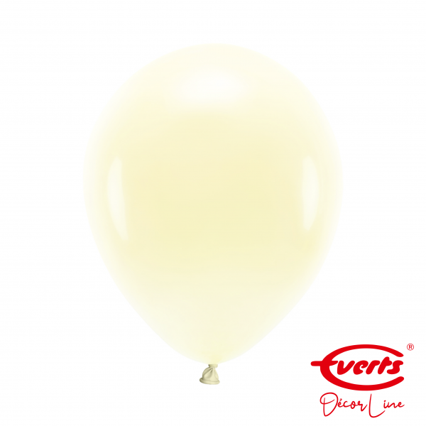 50 Luftballons - DECOR - Ø 28cm - Macaron - Peach