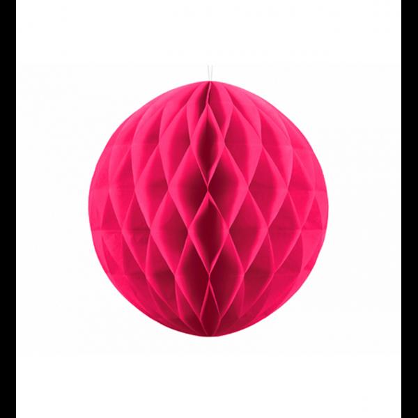 1 Wabenball XL - Ø 20cm - Pink