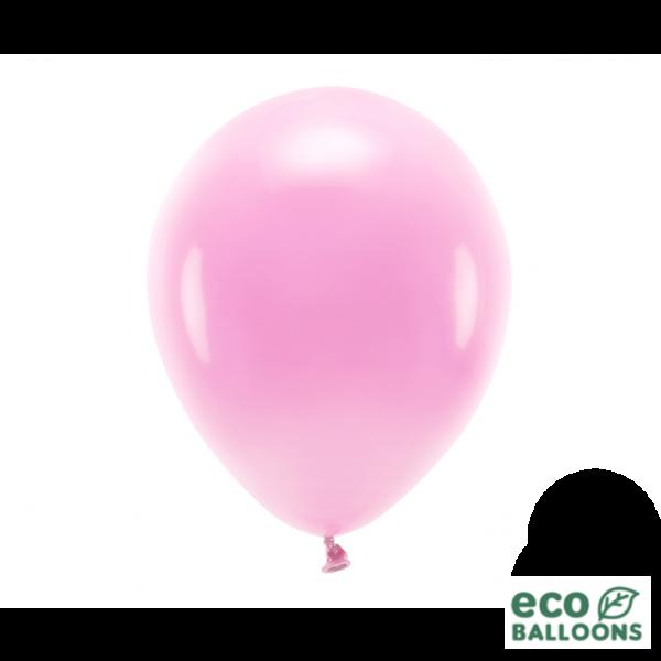 100 ECO-Luftballons - Ø 30cm - Pink (Rosa)