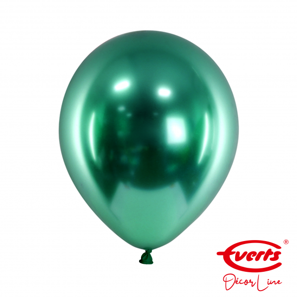 50 Luftballons - DECOR - Ø 28cm - Satin Luxe - Emerald