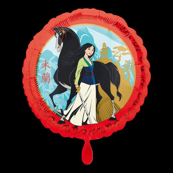 1 Ballon - Mulan