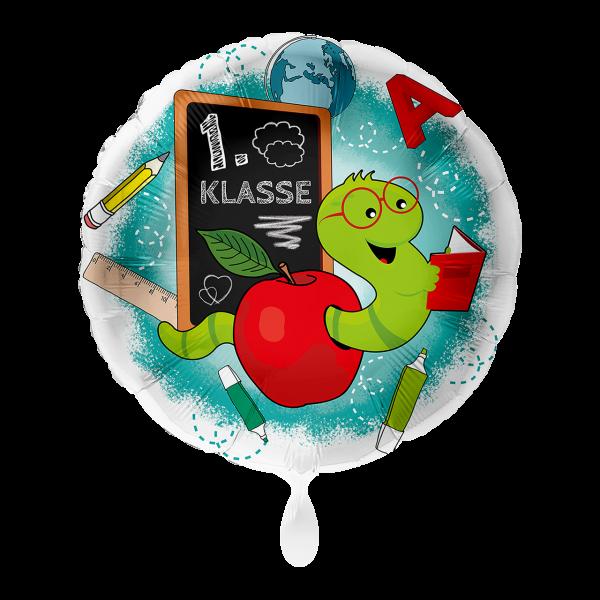 1 Ballon - 1. Klasse Schulwurm