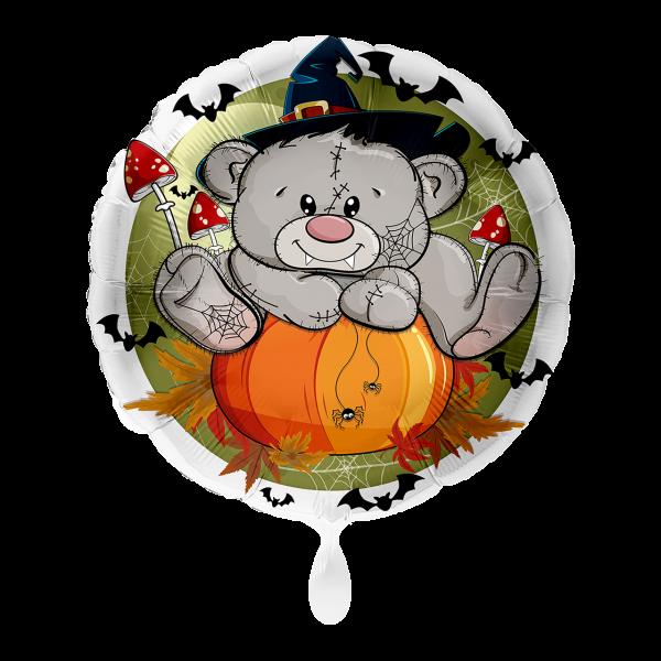 1 Ballon - Gruselbär