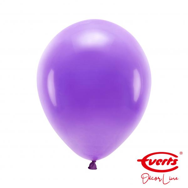 50 Luftballons - DECOR - Ø 28cm - New Purple