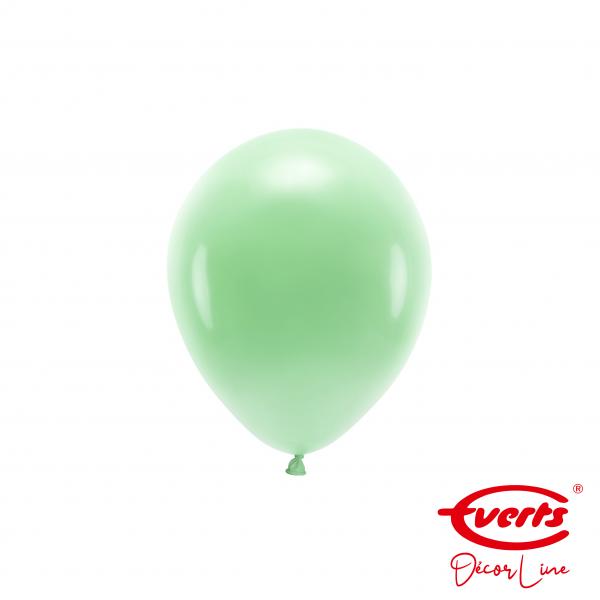 100 Miniballons - DECOR - Ø 13cm - Droplets - Green