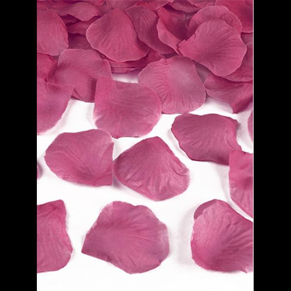 500 Rosenblätter - Pink
