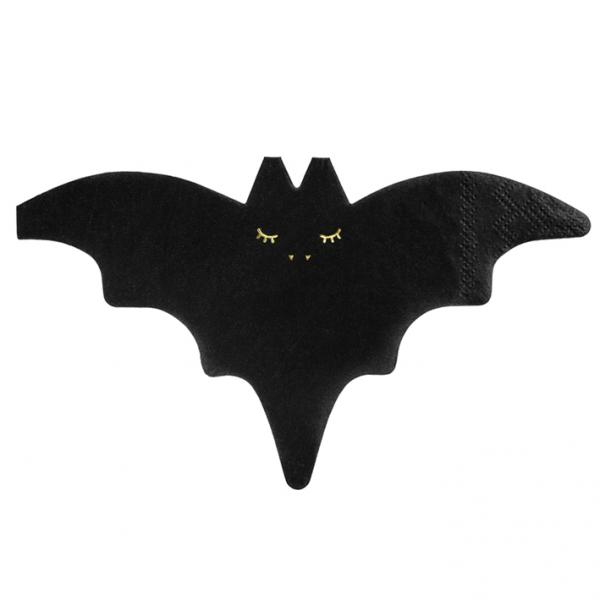 20 Servietten Trend - 16cm - Bat