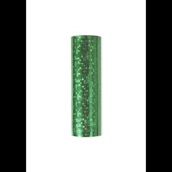 1 Luftschlange - Grün