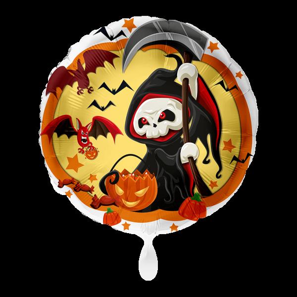 1 Ballon - Sensenmann